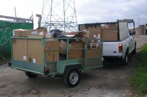 Empleados de Cisco donaron media tonelada de papel reciclado a Conaliteg