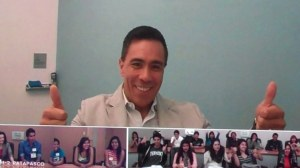 Guillermo Diaz, Vicepresidente Senior de Tecnologías de Cisco