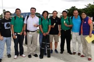 Ingenieros de Cisco compartieron la información con los asistentes del Academy Express Summit
