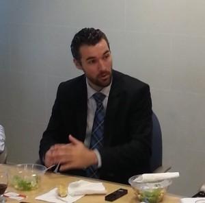 Juan Marino, Gerente de Desarrollo de Negocios en canales de Enterprise Networking y Seguridad para Cisco América Latina