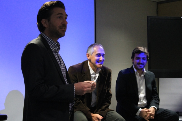 Hernán Arcidiacono, Director de Tecnología y Operaciones de Iplan y Guillermo Bertossi, Director Senior de Ingenieria Latam de Fox International International Channels Latinoamérica