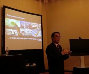 Gabriel Sakata, Gerente General de Cisco Argentina, Paraguay y Uruguay - baja