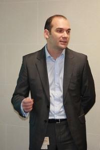 Gonzalo Valverde, Gerente Regional de Ventas para Proveedores de Servicio para Cisco Argentina, Paraguay y Uruguay (1)