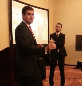 Juan Pablo Rincón, Gerente de Arquitecturas Empresariales de Cisco Argentina, Chile, Colombia, Paraguay y Uruguay - baja
